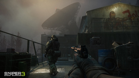 Sniper Ghost Warrior 3 Steam Key GLOBAL - gameplay - 7