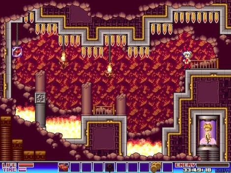 Bunny Must Die! Chelsea and the 7 Devils Steam Key GLOBAL - gameplay - 4