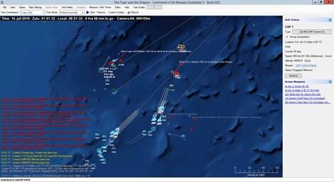 Command: Modern Air / Naval Operations WOTY Steam Key GLOBAL - gameplay - 2
