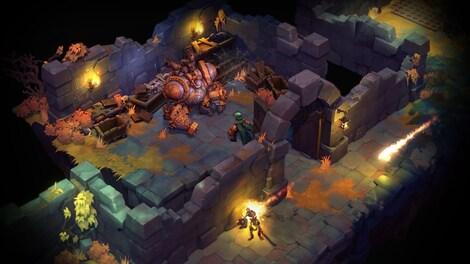 Battle Chasers: Nightwar Steam Key PC GLOBAL - rozgrywka - 14