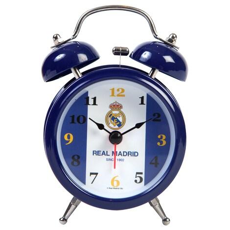 Real Madrid C.F. Bell Alarm Clock BL-rmcfac01