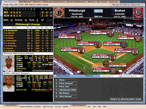 Out of the Park Baseball 9 Steam Key GLOBAL