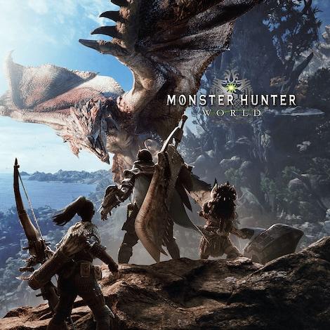 Monster Hunter World Steam Key GLOBAL - Gameplay - 6