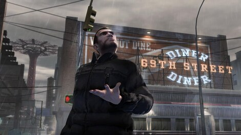 Grand Theft Auto IV + Grand Theft Auto: San Andreas Steam Gift GLOBAL - gameplay - 11