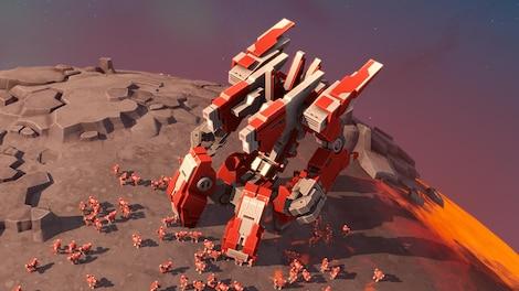 Planetary Annihilation: TITANS Steam Key GLOBAL - gameplay - 10