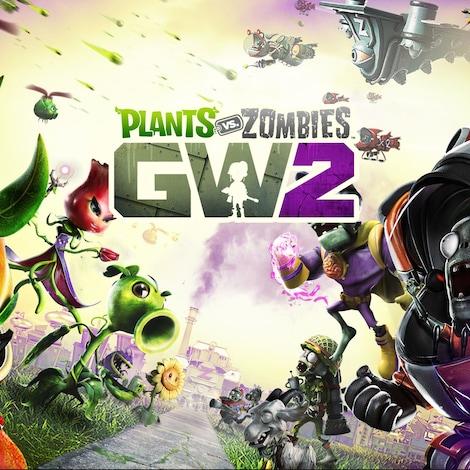 Plants vs  Zombies Garden Warfare 2 Origin Key GLOBAL