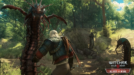 The Witcher 3: Wild Hunt - Blood and Wine Key Steam GLOBAL - screenshot - 4