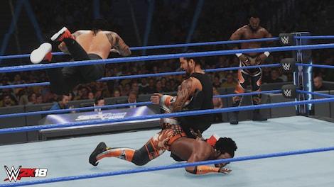 WWE 2K18 - New Moves Pack Key Steam GLOBAL