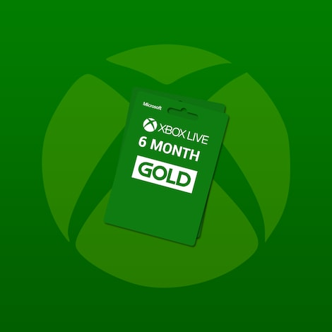 Xbox Live GOLD Subscription Card XBOX LIVE GLOBAL 6 Months - screenshot - 3