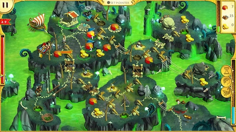 12 Labours of Hercules Steam Key GLOBAL - gameplay - 9