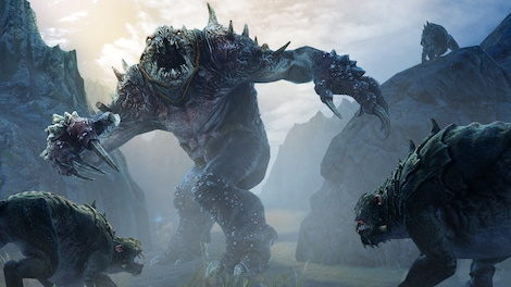 Middle-earth: Shadow of Mordor Game of the Year Edition PSN Key PS4 NORTH AMERICA - gameplay - 2