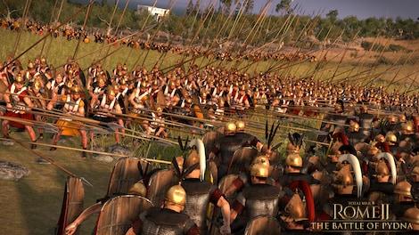 Total War: ROME II - Emperor Edition + 4 DLCs Steam Key GLOBAL - rozgrywka - 20