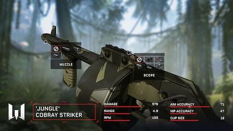 Warface - Jungle Starter Pack Steam Gift GLOBAL - G2A COM