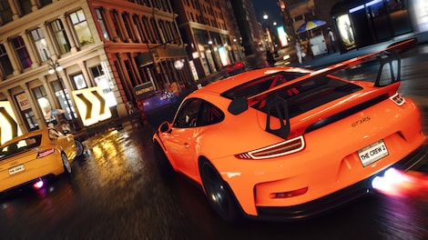 The Crew 2 Uplay Key EUROPE - gameplay - 4