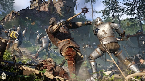 Kingdom Come: Deliverance Steam Key PC EUROPE - gameplay - 10
