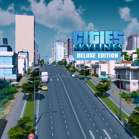 Cities: Skylines Deluxe Edition Steam Key GLOBAL - gameplay - 15