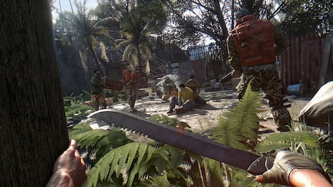 Dying Light: The Following - Enhanced Edition Steam Key GLOBAL - gameplay - 17