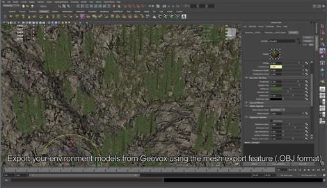 GeoVox GLOBAL Key Steam - zrzut ekranu - 2
