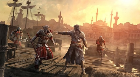 Assassin's Creed: Revelations Steam Key GLOBAL - gameplay - 8