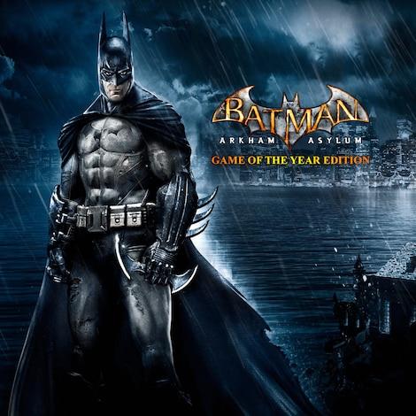 Batman Arkham Asylum GOTY Steam Key GLOBAL