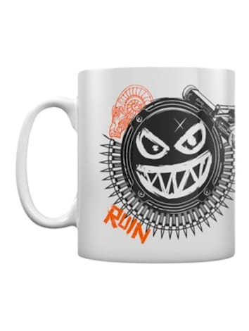 Call of Duty: Black Ops 4 Ruin Smile Icon Mug