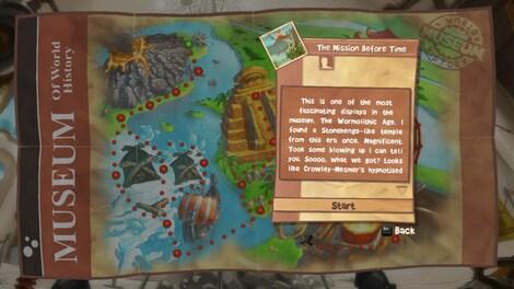 Worms Clan Wars Steam Key GLOBAL - gameplay - 5