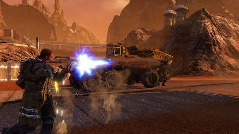 Red Faction Guerrilla Re-Mars-tered Steam Key GLOBAL - rozgrywka - 6