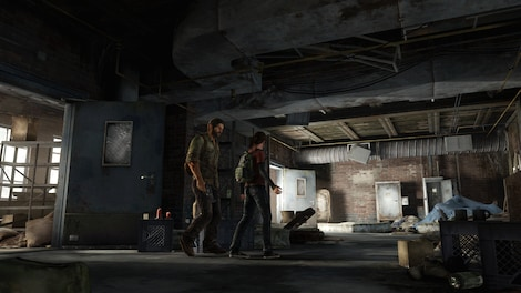 The Last of Us Remastered PSN Key PS4 NORTH AMERICA - gameplay - 6