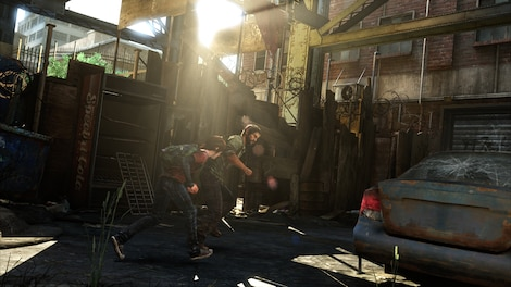 The Last of Us Remastered PSN Key PS4 NORTH AMERICA - gameplay - 11