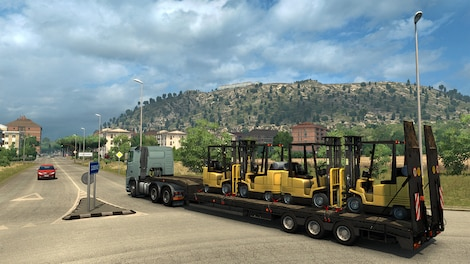 Euro Truck Simulator 2 - Italia Key Steam PC GLOBAL - screenshot - 5