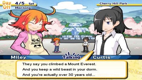 Cherry Tree High Comedy Club Steam Key GLOBAL - gameplay - 11