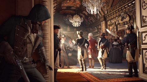 Assassin's Creed Unity XBOX LIVE Key GLOBAL - gameplay - 7