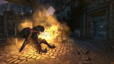 The Witcher 2 Assassins of Kings Enhanced Edition Steam Key GLOBAL - gameplay - 14