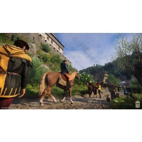 Kingdom Come: Deliverance Steam Key RU/CIS - gameplay - 4