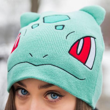 Bulbasaur Beanie Cap - Pokémon