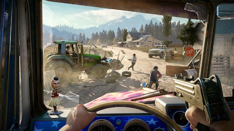 Far Cry 5 Uplay Key EUROPE - gameplay - 11