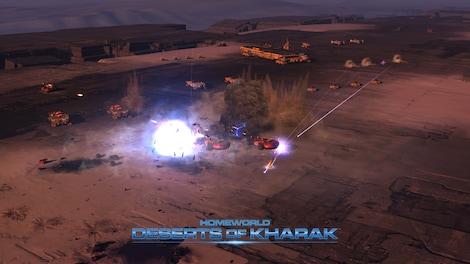 Homeworld: Deserts of Kharak Steam Key GLOBAL - gameplay - 5