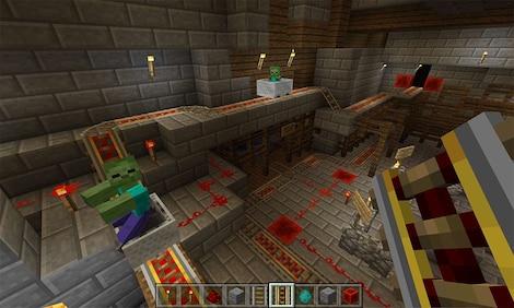 Minecraft: Windows 10 Edition Microsoft Key GLOBAL - ゲームプレイ - 7