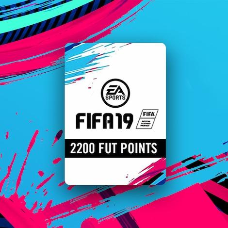 FIFA 19 Ultimate Team FUT Origin GLOBAL 2200 Points PC - screenshot - 2