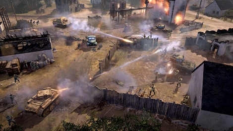 Company of Heroes 2 - The Western Front Armies Key Steam GLOBAL - screenshot - 7