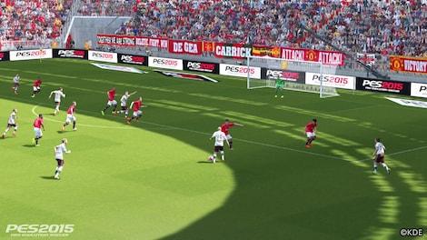 Pro Evolution Soccer 2015 Steam Key GLOBAL - gameplay - 5