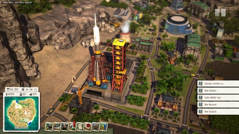Tropico 5 Steam Key GLOBAL - gameplay - 6