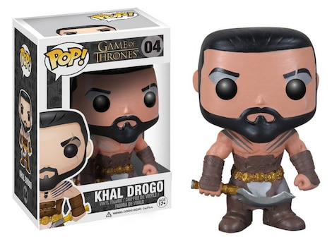 Funko Pop! Vinyl: Television - Game of Thrones - Khal Drogo