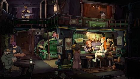 Deponia Trilogy Steam Key GLOBAL - gameplay - 31