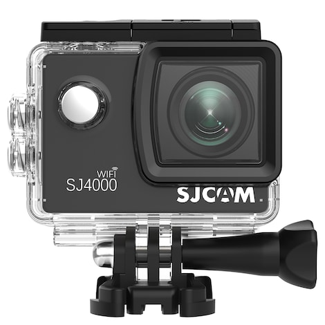 SJCAM SJ4000 WIFI Action Camera FHD1080P waterproof Underwater Camera 12MP Sports Camcorder  Blue