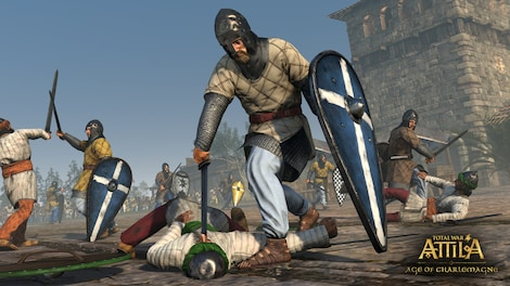 Total War: ATTILA - Age of Charlemagne Campaign Pack Key Steam RU/CIS - screenshot - 3