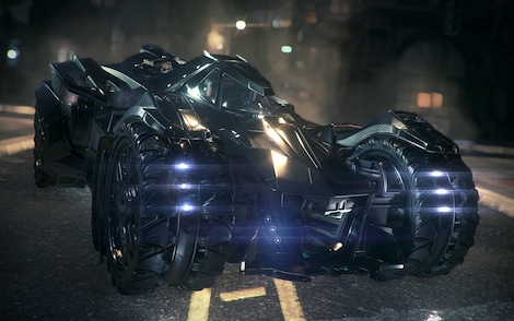 Batman: Arkham Knight Steam Key RU/CIS - gameplay - 5