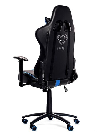 DIABLO X-PLAYER Gaming Chair Black & blue - G2A COM