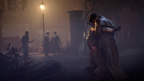 Vampyr Steam Key GLOBAL - Gameplay - 8