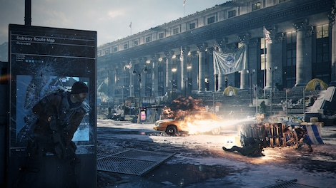 Tom Clancy's The Division Steam Key GLOBAL - gameplay - 4